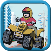 Quad Bike Extreme City Race