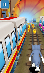 Subway Tom Running Game - náhled