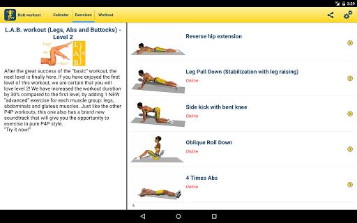 Butt Workout screenshot 10