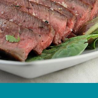 Ribeye Steak Salad.