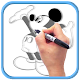 Drawing Games mick Cartoon Coloring Mouse (game)