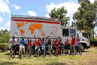 Photo: Tour d'Afrique