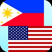 Tagalog English Translator Pro 5.0 Icon