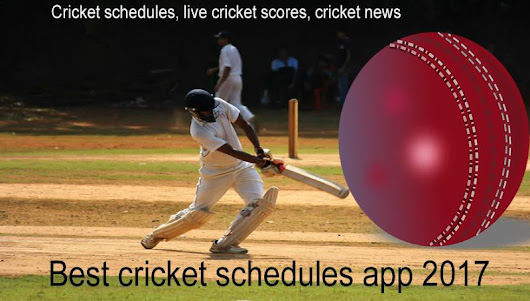 Cricket Schedule Live Scores All Cricket News 2017 - Android Apps on Google Play