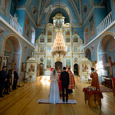 Wedding photographer Andrey Zuev (zuev). Photo of 03.09.2018