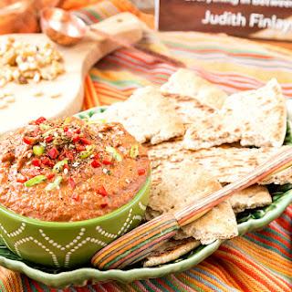 Muhammara (Middle Eastern Walnut Dip) | The Chile Pepper Bible