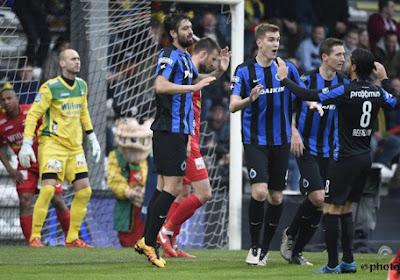 """Le Club de Bruges déjà sur un nuage : """"Six victoires et deux partages pour espérer quelque chose"""""""