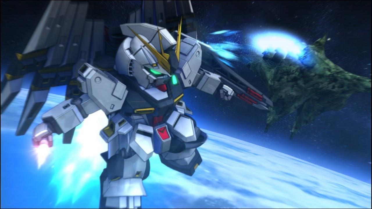 [SD Gundam G Generation Genesis] อัพเดทข้อมูลและระบบใหม่!!