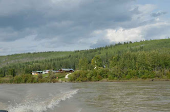 Photo: heim nach Dawson City