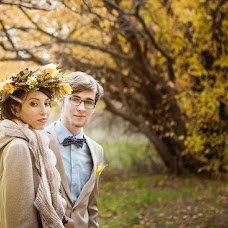 Wedding photographer Oksana Nazarova (allegoria). Photo of 30.10.2013