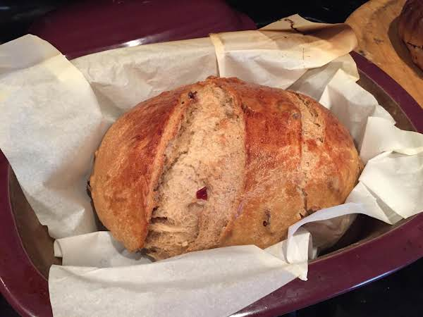 I Make This Often As It Is So Popular. Here Is One Loaf Made In The Dutch Oven.