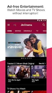 JioCinema Movies TV Originals 2