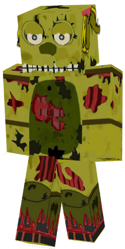 Skin Minecraft Creeper Girl Wallpaper