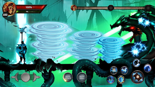Stickman Legends: Shadow War Offline Fighting Game android2mod screenshots 7