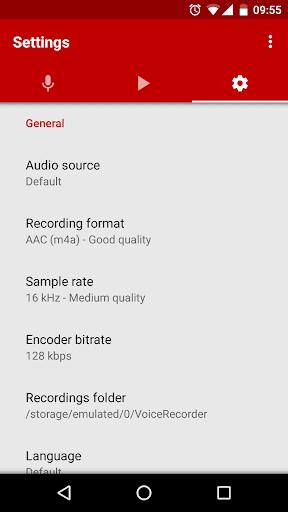 Voice Recorder Pro 2.93 3
