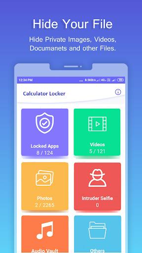 Calculator App Lock Photo Video Locker Download Apk Free For Android Apktume Com