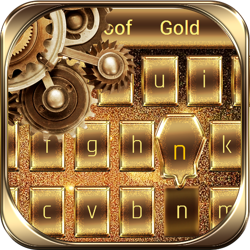 Cool Golden Metal
