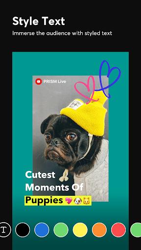 PRISM Live Studio 2.3.1 screenshots 6