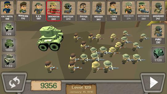 WW1 Battle Simulator MOD Apk 1.06 (Unlimited Bullets) 1
