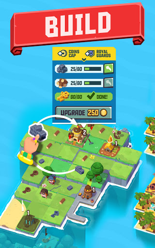 Merge Stories - Merge, Build and Raid Kingdoms! painmod.com screenshots 18