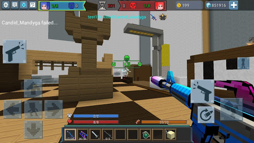 Télécharger Build and Shoot APK MOD (Astuce) screenshots 4