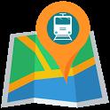City Transit: Live Public Transport, Routes, Fare icon