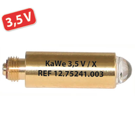 Extra Xenon-lampa till Otoskop Kawe F.O. 3.5V