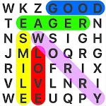 Word Search Games in english Icon