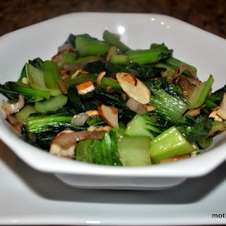 Love That Baby Bok Choy Stir Fry