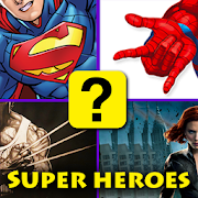 Guess the Superheroes Cartoon Game