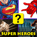 Guess the superheroes and villain Picture