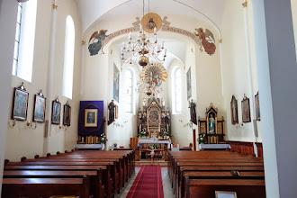 Photo: františkánský klášter v Prudniku tvoří budovy z 19. století,