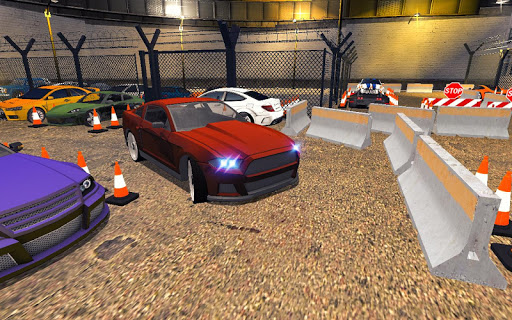 Unique Parking Game: Real Car Driving screenshot 5