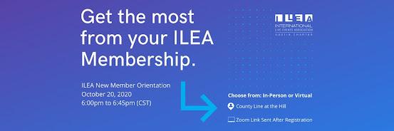 ILEA Austin New Member Orientation