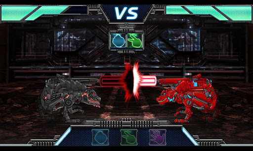 Dino Robot Infinity : Dinosaur Battle Game  screenshots 7