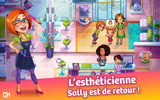 Sally's Salon - Beauty Secrets  captures d'écran 1
