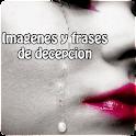Imagenes y frases de decepcion icon