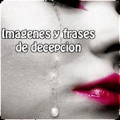 Imagenes y frases de decepcion