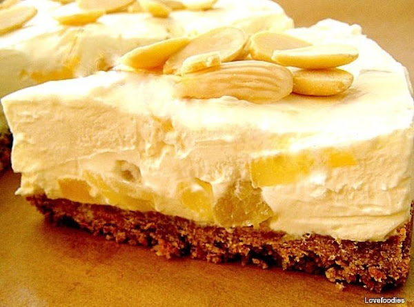 Creamy Pineapple Cheesecake Recipe