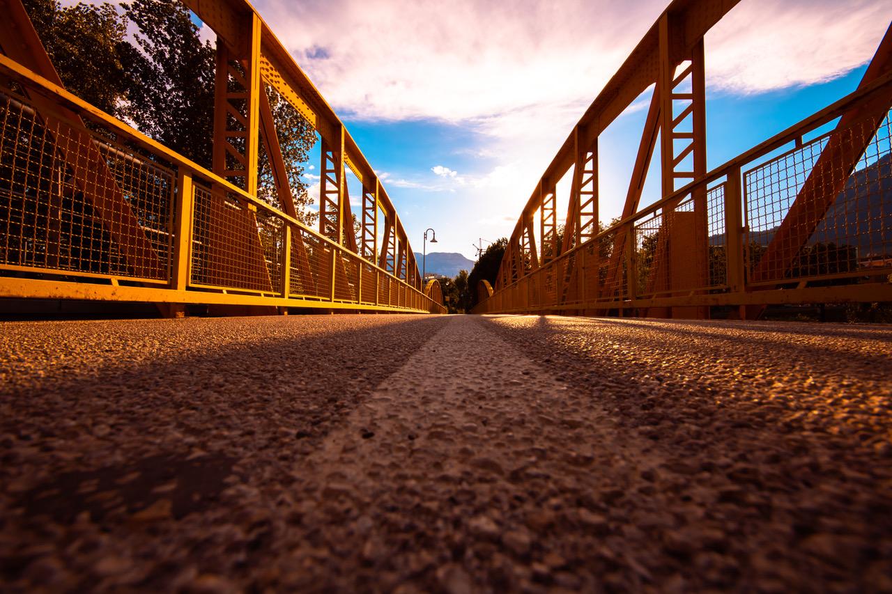 yellow_bridge di antonio_gargano