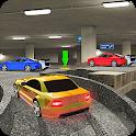 Street Car Parking 3D - New Car Games icon