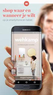 wehkamp - shopping & service - náhled