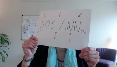 """[S.O.S. Ann] """"Ann, gaat er bij jou ook nog wel eens iets fout?"""""""