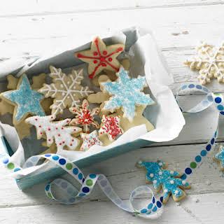 Sugar Cookies.