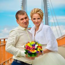 Wedding photographer Elena Parfenova (Solnechnay90). Photo of 16.06.2014