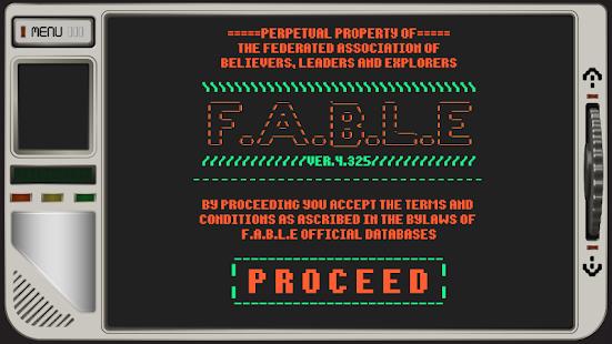 F.A.B.L.E. at MOD - náhled
