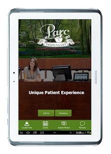 PARC Dispensary- screenshot thumbnail