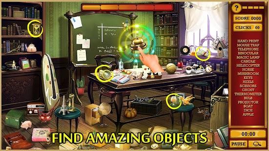 Hidden Objects Adventure House - náhled