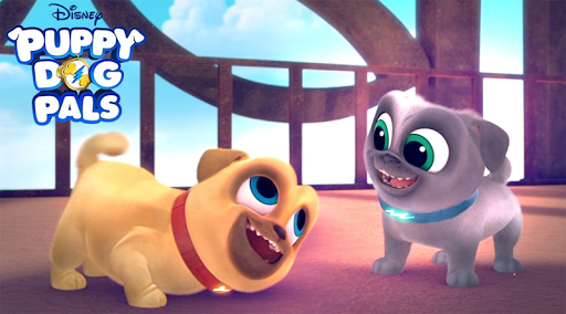 Puppy dog Pals  for PC