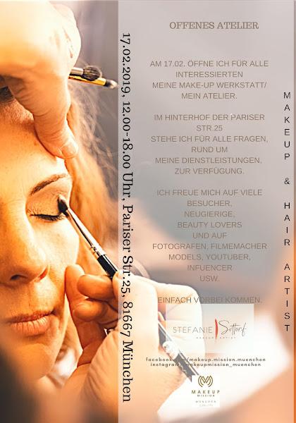 Stefanie Sottorf Make Up Artist Fur Tv Und Fotoproduktion